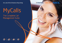MyCalls Brochure