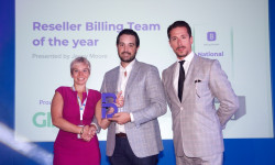 Global 4 Communications awarded Reseller Billing Team of the Year