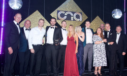 Global 4 Wins Big at the Comms National Awards 2021
